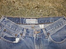4 ABERCROMBIE FITCH pants jeans 30 inseam size  af womans clothing preowned