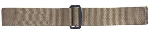 COYOTE BROWN by TRU-SPEC 4117 GSA Compliant Nylon BDU Uniform Web Belt
