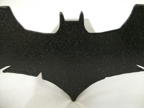 * NEW LIMITED EDITION* NIGHT REFLECTIVE TRAILER HITCH COVER ~ BATMAN /& 2 EMBLEMS