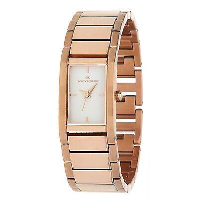 Tom Tailor Damen Armbanduhr Rose gold 5409802