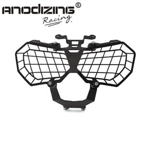 Motorcycle-Grille-Headlight-Protector-Guard-Cover-For-HONDA-CRF1000L-Africa-Twin