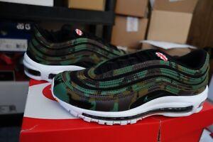 db8c0a8994 Nike Air Max 97 Country Camo UK Size US 9 AJ2614-201 | eBay