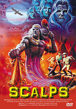 SCALPS - DVD UNCUT MOVIES - HORREUR - GORE - FRED OLEN RAY - COLLECTOR