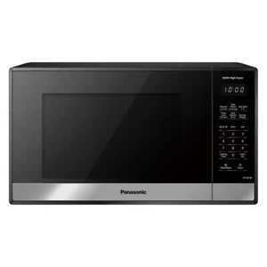 Stainless Steel Panasonic .9CuFt Countertop Microwave Oven NN-SB428S