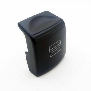 Mercedes-C-W204-E-W212-A207-C207-toit-ouvrant-Vitre-Interrupteur-Bouton-Couvercle-Noir