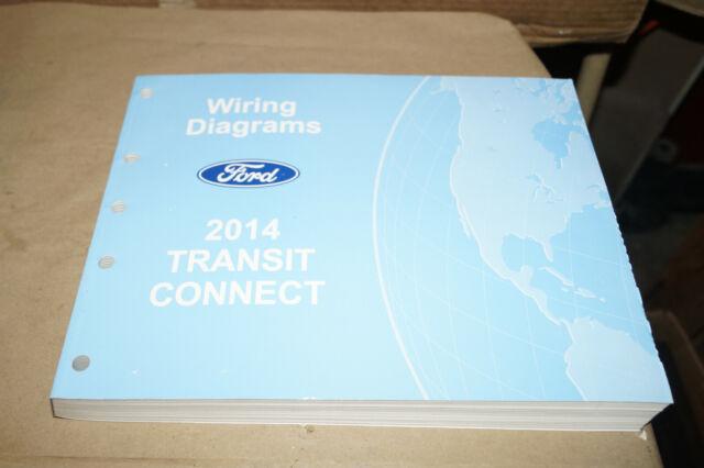 2014 Ford Transit Connect Oem Evtm Wiring Diagrams Repair