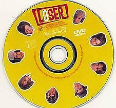 Loser (DVD, 2001) // New // NO COVER // Disc & case only