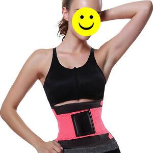 c3e717ce8e Image is loading Fitness-Belt-Xtreme-Power-Waist-Shaper-Gym-Body-