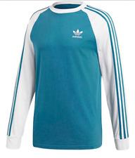 Men's adidas Originals 3-stripes California Trefoil Tee Shirt XL Dh5794