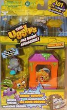THE UGGLYS PET SHOP exclusive SPITTIN' KITTEN + gross home series 1 NEW SEALED
