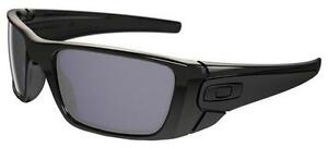 OAKLEY-9096-01-FUEL-CELL-NERO-POLISHED-BLACK-OCCHIALE-SOLE-WARM-GREY-LENSES