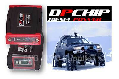 DP Chip Diesel Chip - Toyota Surf & 4Runner 3.0L TD (1KZ-TE) PLUG IN POWER
