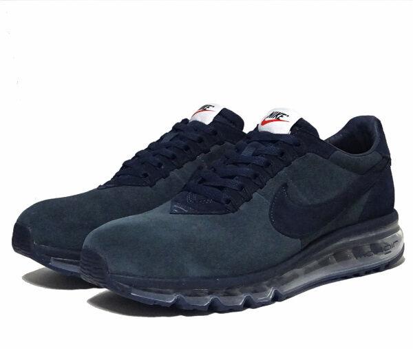 Nike Air Max LD-Zero Black/Black-Dark Grey Hiroshi Fujiwara Size 11 NWT