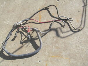 2006 jeep wrangler trailer wiring 2006 jeep wrangler engine wiring harness 2006 jeep wrangler tj rhd battery cable wire harness ...
