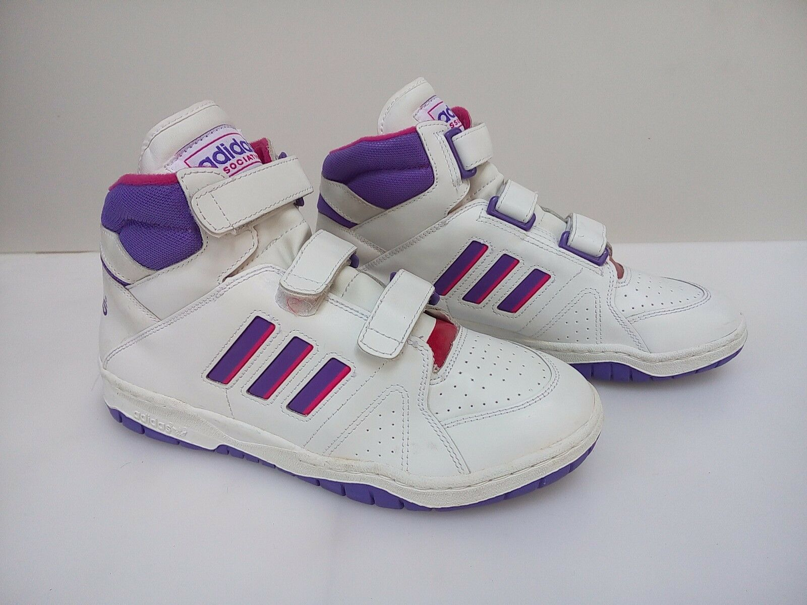 Adidas Vintage Asociación sin uso Checoslovaquia