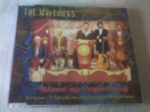 THE-MAVERICKS-DANCE-THE-NIGHT-AWAY-UK-CD-SINGLE