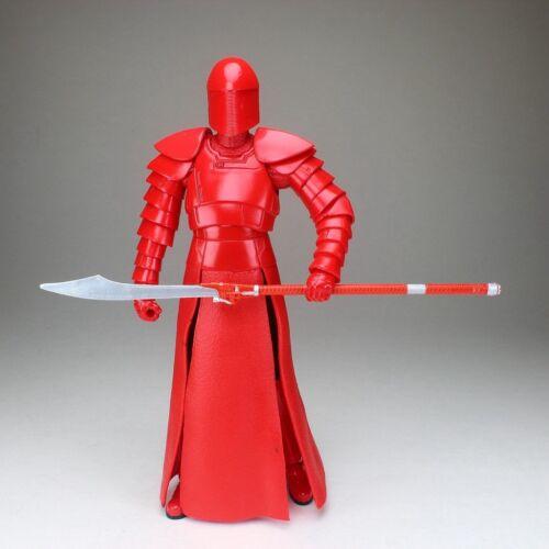 "Star Wars Black Series Elite Praetorian Guard Long Blade 6/"" Loose Action Figure"