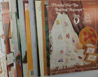 Counted Cross Stitch Patterns & Books Classic Country Christmas Holidays U PICK