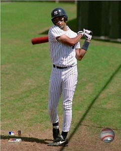 DEREK-JETER-1995-034-ROOKIE-034-New-York-Yankees-LICENSED-un-signed-poster-8x10-photo