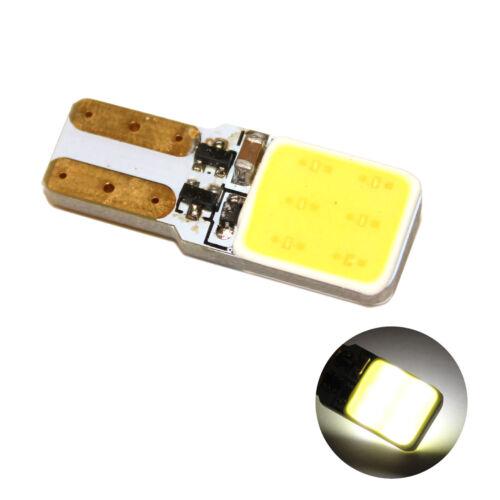 FITS PEUGEOT RCZ 2.0 HDi 163 Blanc 12-SMD DEL COB 12 V Number Plate Light Ampoule