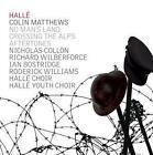 Aftertones/Crossing the Alps von Halle Orchestra,Paul Barritt (2014)