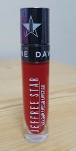 Jeffree Star X Shane Dawson Cosmetics Red Are You Filming? Liquid Lipstick