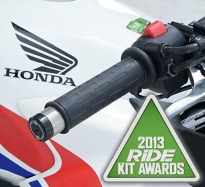 KTM 990 Super Duke R 09 R/&G Racing Hot Heated Grips 22mm 7//8 Handlebar