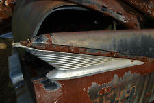 1959 Dodge Royal and Others: Right Rear Tail Fin Ornament Insert