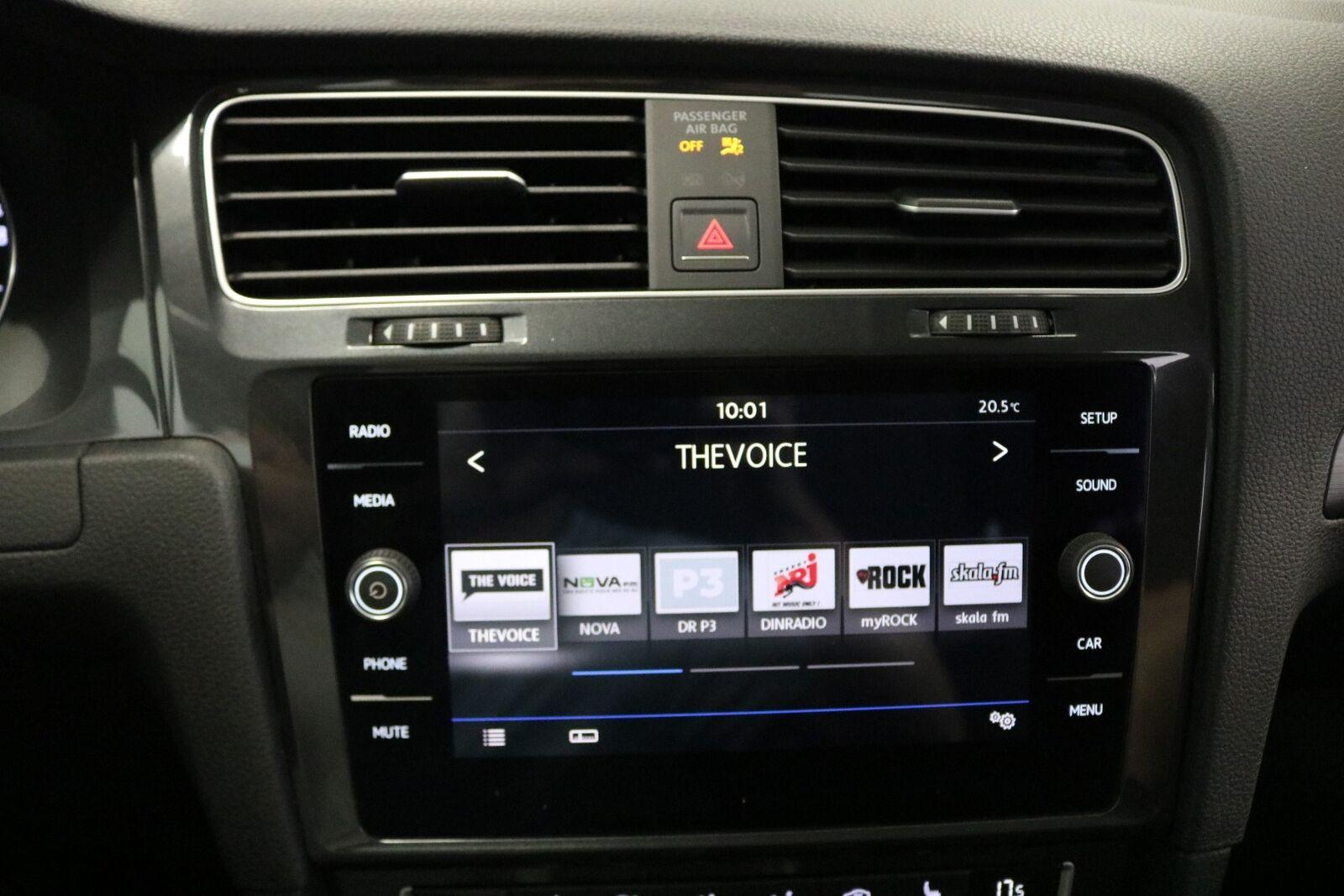 VW Golf VII TSi 125 Comfortl. Variant