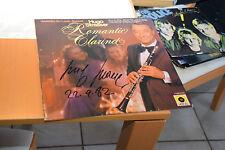 Hugo Strasser Romantic Clarinet Hörzu 1C 066-45 946 Signiert RARE