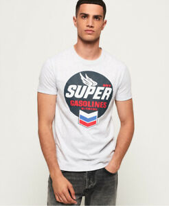 Superdry Mens Reworked Classics T-Shirt
