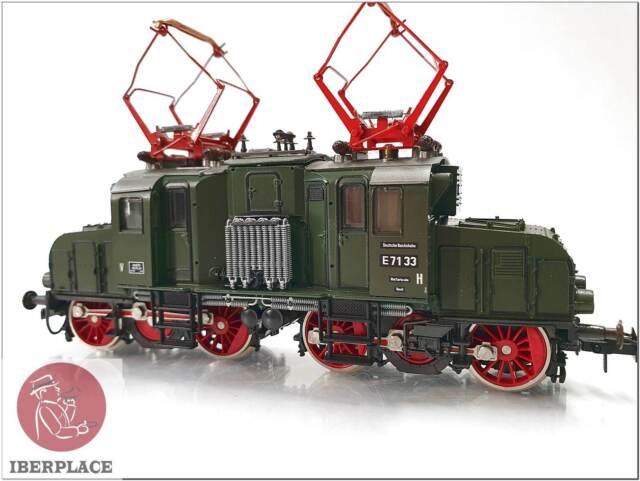 H0 escala 1:87 ho locomotora DC locomotive Roco E71.33 DRG digital