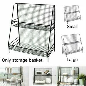 TWO-Layer-Storage-Spice-Jar-Rack-Holder-Stand-Shelf-Kitchen-Bath-Organizer-home