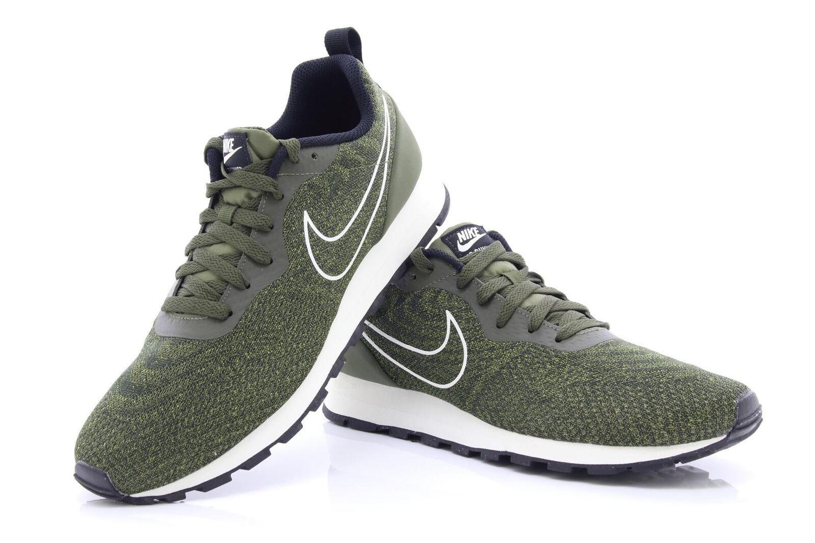 Hommes Nike Md 916774 courirner 2 Eng Maille Cargo Kaki 916774 Md 300 Baskets 7ca171