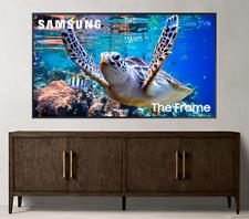"Samsung QN65LS03AA 65"" The Frame QLED Ultra HD 4K Smart TV QN65LS03AAFXZA (2021)"