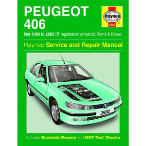 workshop manual peugeot 406 coupe