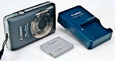 Canon PowerShot ELPH 100 HS / IXUS 115 HS 12.1 MP Digital Camera - Blue