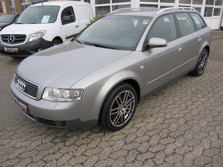Audi A4 2,5 TDi 155 Avant Multitr. 5d - 69.000 kr.