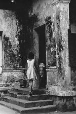 Vietnam 1971- Vietnamese Children Entering Their Orphanage Home - Vung Tau