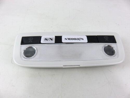 2008-2012 MERCEDES BENZ C GLK CLASS INTERIOR MAP LIGHT LAMP SM00378 D