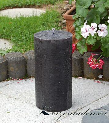 12 Std rustikale Outdoorkerze Gartenkerzen Kerze//ca Brenndauer//der Kerzenstän