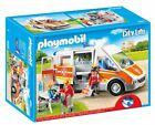 Ambulancia con luces y sonidos Playmobil