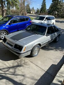 1985 Ford Mustang GT 5.0. Very low documented history