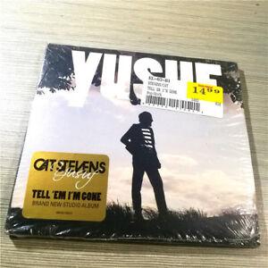 Yusuf-Tell-039-Em-I-039-m-Gone-88875017052-US-CD-SEALED