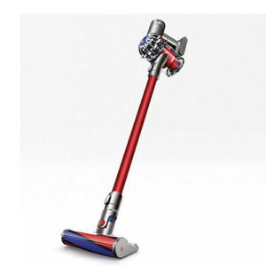 dyson v6 total clean cordless stick vacuum cleaner wty ebay