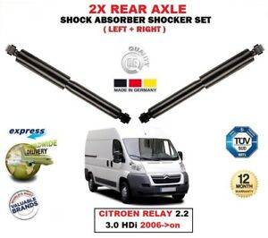 FOR-CITROEN-RELAY-2-2-3-0-HDi-2006-gt-REAR-LEFT-RIGHT-SHOCK-ABSORBERS-Lmax-444mm