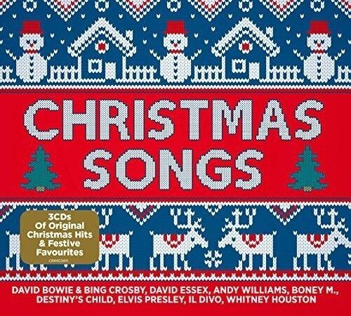 various artists christmas songs various new cd uk import - Original Christmas Songs