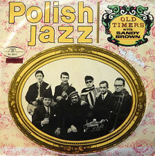 Oldtimers with Sandy Brown. Polish Jazz. MUZA/ Polen. NM/ VG