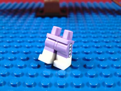 LEGO-MINIFIGURES SERIES THE BATMAN MOVIE X 1 LEGS FOR CALCULATOR FIGURE