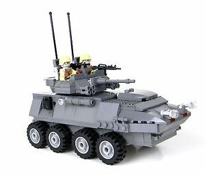 Lego Battle Brick LAV25 Review - YouTube